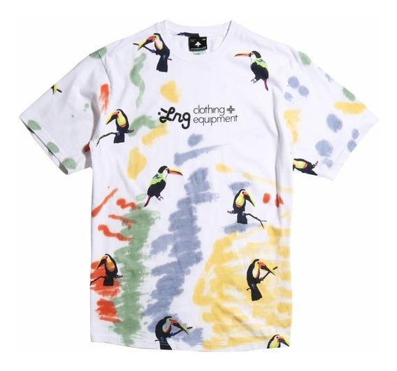 Remera Hombre Lrg Bird Island B181056q - Zooko