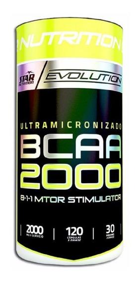 Star Nutrition Bcaa 2000