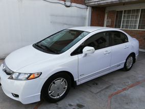 Honda Civic 1.3 Híbrido Mt 2009