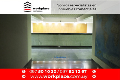 Alquiler De Oficina - Plaza Independencia - Ciudad Vieja