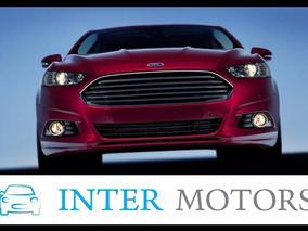 Ford Fusion Seturbo 2.0automatico 0km U$s45.990 Intermotors
