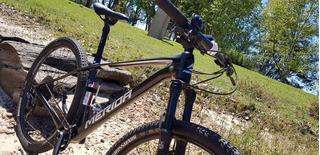 Bicicleta Mtb Carbono Merida. Unica!!