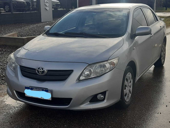Toyota Corolla 1.6 (impecable)