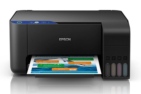 Impresora Multifunción Epson L3110 Sistema Continuo Disersho