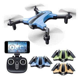 Dron Plegable Controlado Por Wifi