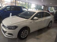 Volkswagen Virtus 1.6 Msi Trendline Blanco Cristal