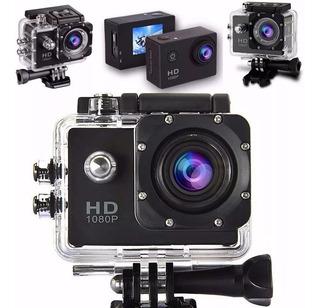 Camara De Accion Tipo Go Pro 1080p/// Colores $cm