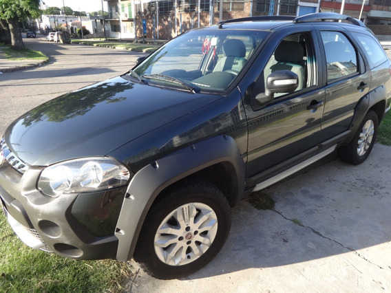 Fiat Palio Adventure 1.6 Impecable