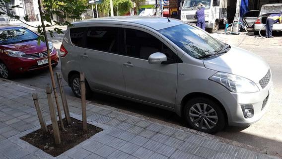 Suzuki Ertiga Automática, 7 Pasajeros Unica En Su Estado!!!