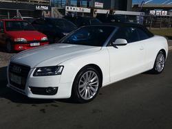 Audi A5 2.0t Cabriolet Automatico
