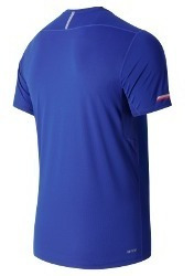 Remera New Balance Hombre Mt63223try Nb Ice Ss
