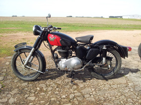 Matchless G80 Año 1951