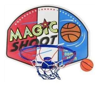 Pg Tablero Basketbol C/ Pelotas 5632 Flaber