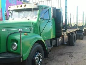 Scania 110 Motor Caja Diferencial 111