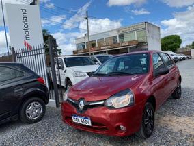 Renault Clío 2017 Mío Plus Pack Nuevo Pto/fcio 48 Cuotas!
