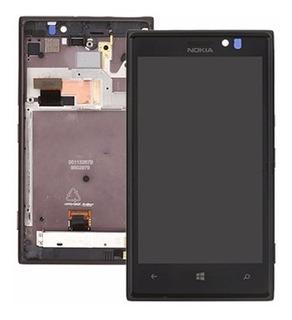Pantalla Nokia Lumia 925 Lcd Display Vidrio Tactil Colocada