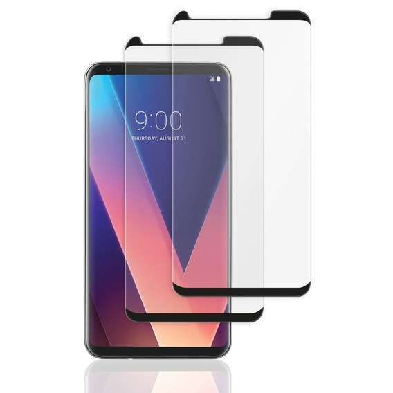 Somi (2-pack) Lg V35 Thinq Lg V30 V30 Plus Ultra Claro Hd