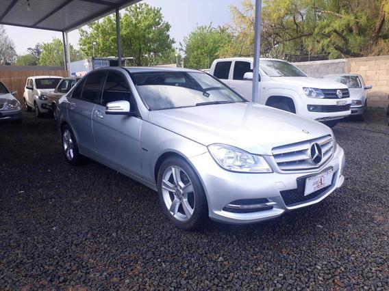 Mercedes-benz Clase C 1.8 C200 City Cgi B.efficiency 2013
