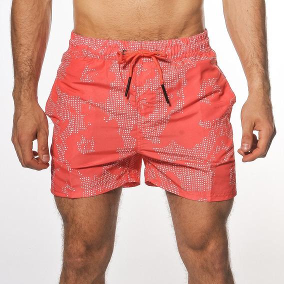 Short Baño Estampado / Bermuda De Hombre Turk Ibiza 333/21