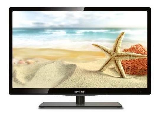Tv Led Smart North Tech 32 Hd 1 Año De Garantía Zonalaptop