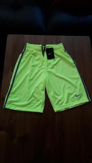 Short Bermuda Nike De Hombre, Nueva Y Original Talle M !!!