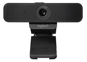 Camara Web Logitech C925 1080p Skype Usb Redlight Win Mac