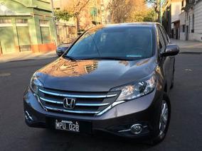 Honda Crv-lx 5 Puertas 2.4 2013 C/muchos Accesorios