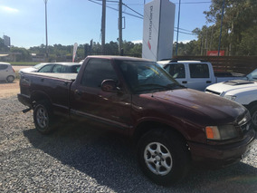Chevrolet S10 1996 Pick Up Diesel Izuzu Pto/financio 48 Cuot