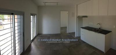 Apartamento De 1 Dormitorio En Alquiler En Villa Muñoz