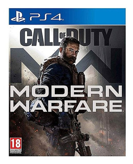 Call Of Duty Modern Warfare Ps4 Español Digital ///zgames///