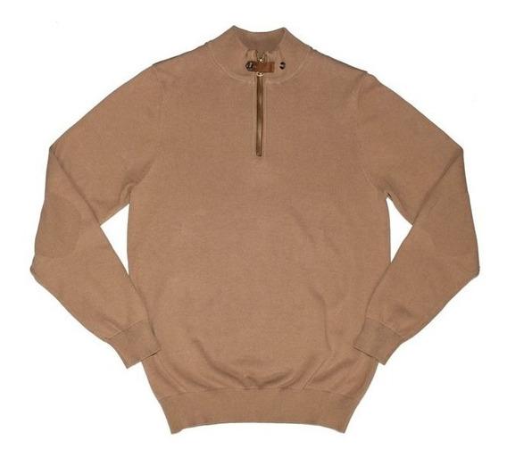 Sweater Con Cierre De Algodón 7026772/22 Jean Vernier