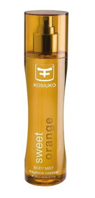 Perfume Body Mist Kosiuko Sweet Orange 200ml