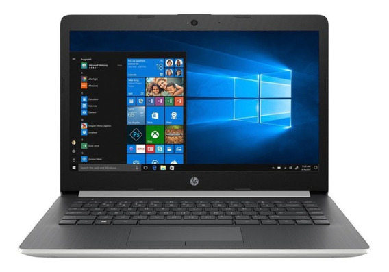 Notebook Hp 14-cm0012cto Silver Amd E2-9000e 4gb Zonatecno