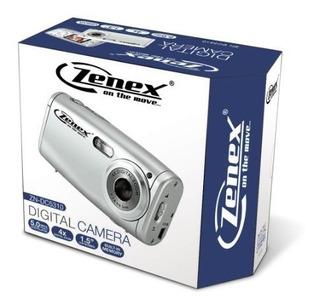 Camara Zenex Zn-dc5310 5mp Digital Camera With 4x Digital