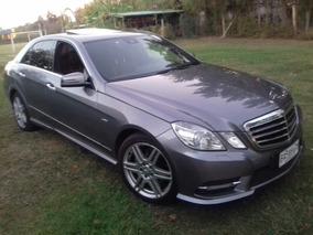 Mercedes-benz Clase E 3.5 E350 Elegance At 2012
