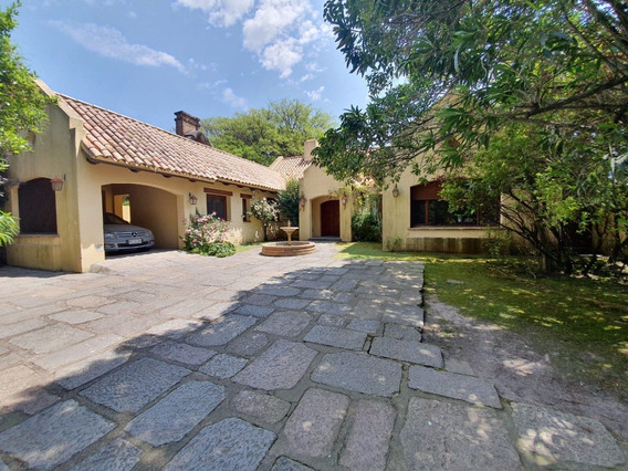 Casa Parque Miramar 1170mts Jardin, Bosque, Lago Piscina