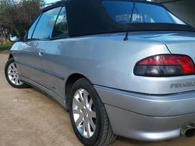 Peugeot Cabriolet 306 1.6 Año 2001