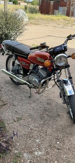 Yamaha Rx125