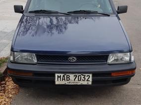 Subaru Justy J10 Gl