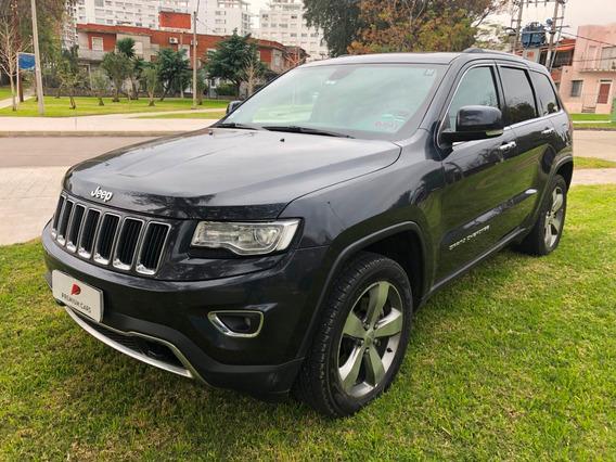 Jeep Grand Cherokee Limited 2014, Automática, Único Dueño