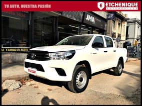 Toyota Hilux Dx 2.7 Extra Full Etchenique.