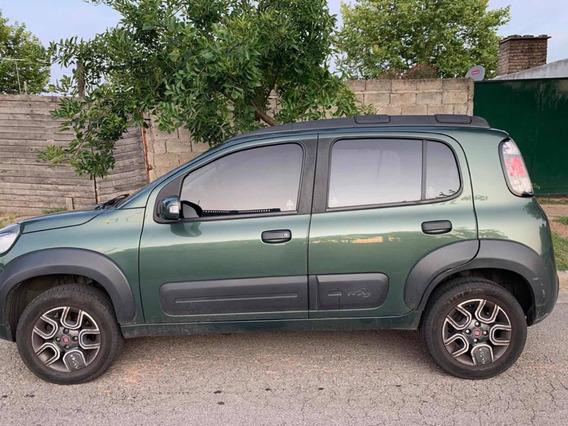 Fiat Uno 1.4 Way Lx 2016