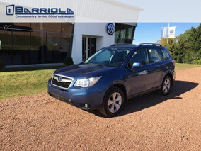 Subaru Forester Rural 2016 Dta. Iva. - Barriola