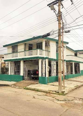 Venta De Casa En Ampliación Un. Nacional, Cd. Madero, Tam.