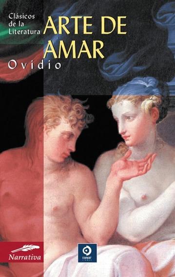 Libro: Arte De Amar / Ovidio