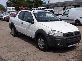 Fiat Strada 0km - Todas Las Versiones - Anticipo $47.000 - 6