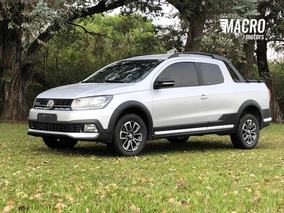 Volkswagen Saveiro Doble Cabina Cross 2018