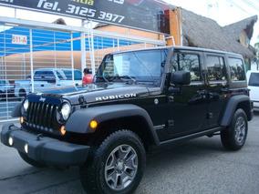 Jeep Rubicon 4x4,un Dueño,7,000km,garantia D Agencia,credito