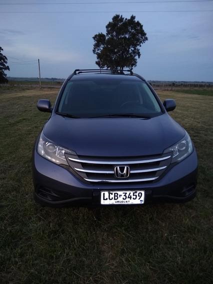 Honda Crv, Muy Buen Estado, Al Dia, Permuta X Menor Valor
