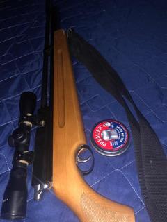 Rifle Pcp M11 5.5 Con Inflador
